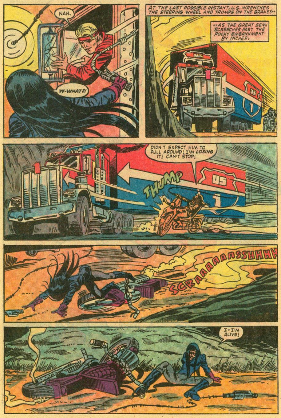 Read online U.S. 1 comic -  Issue #2 - 23