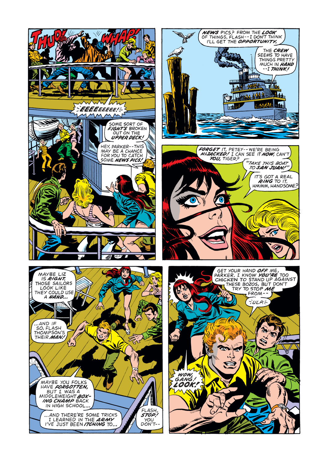 The Amazing Spider-Man (1963) 134 Page 5
