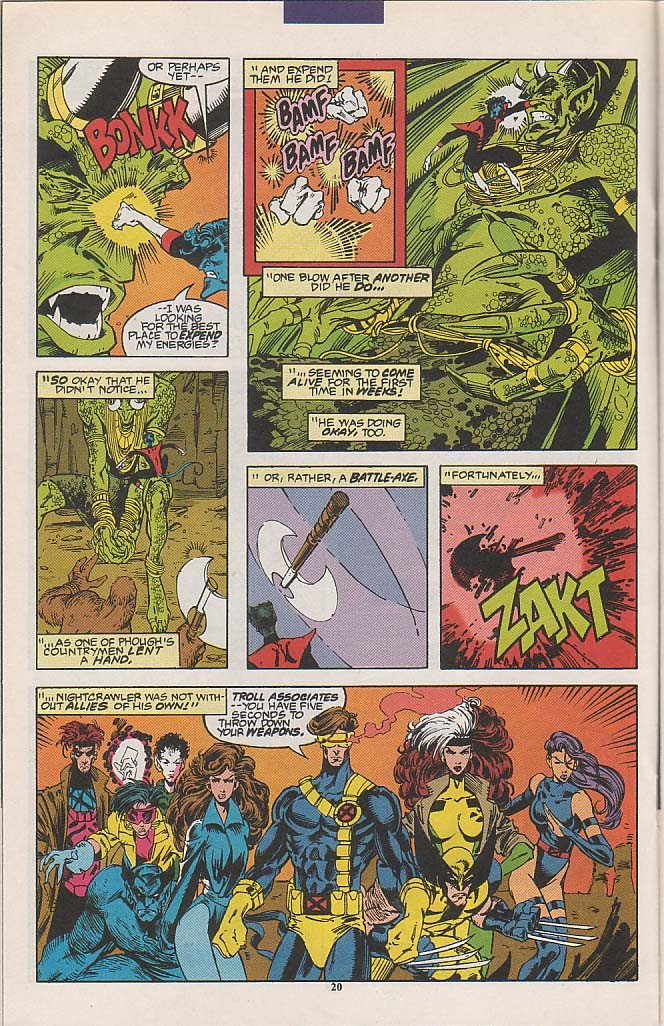 Excalibur (1988) issue 58 - Page 15