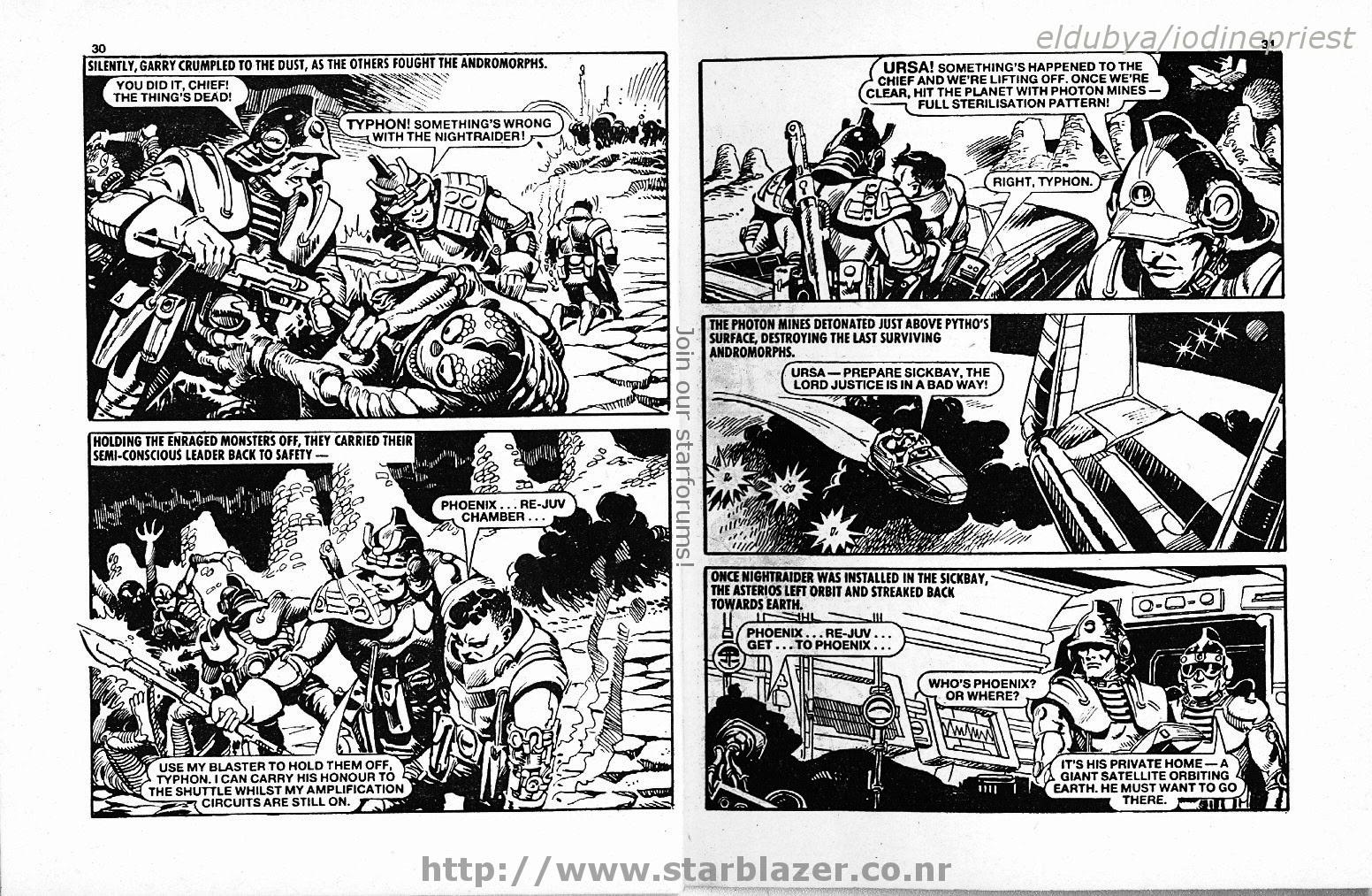 Starblazer issue 172 - Page 17