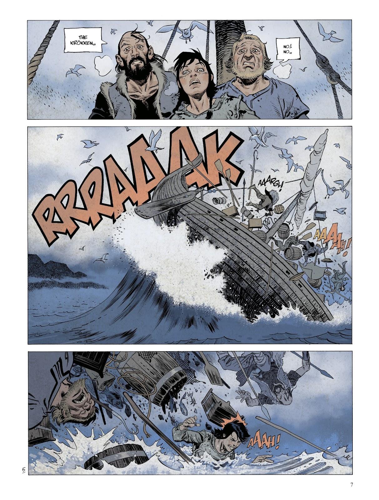 Read online Asgard comic -  Issue #1 - 9