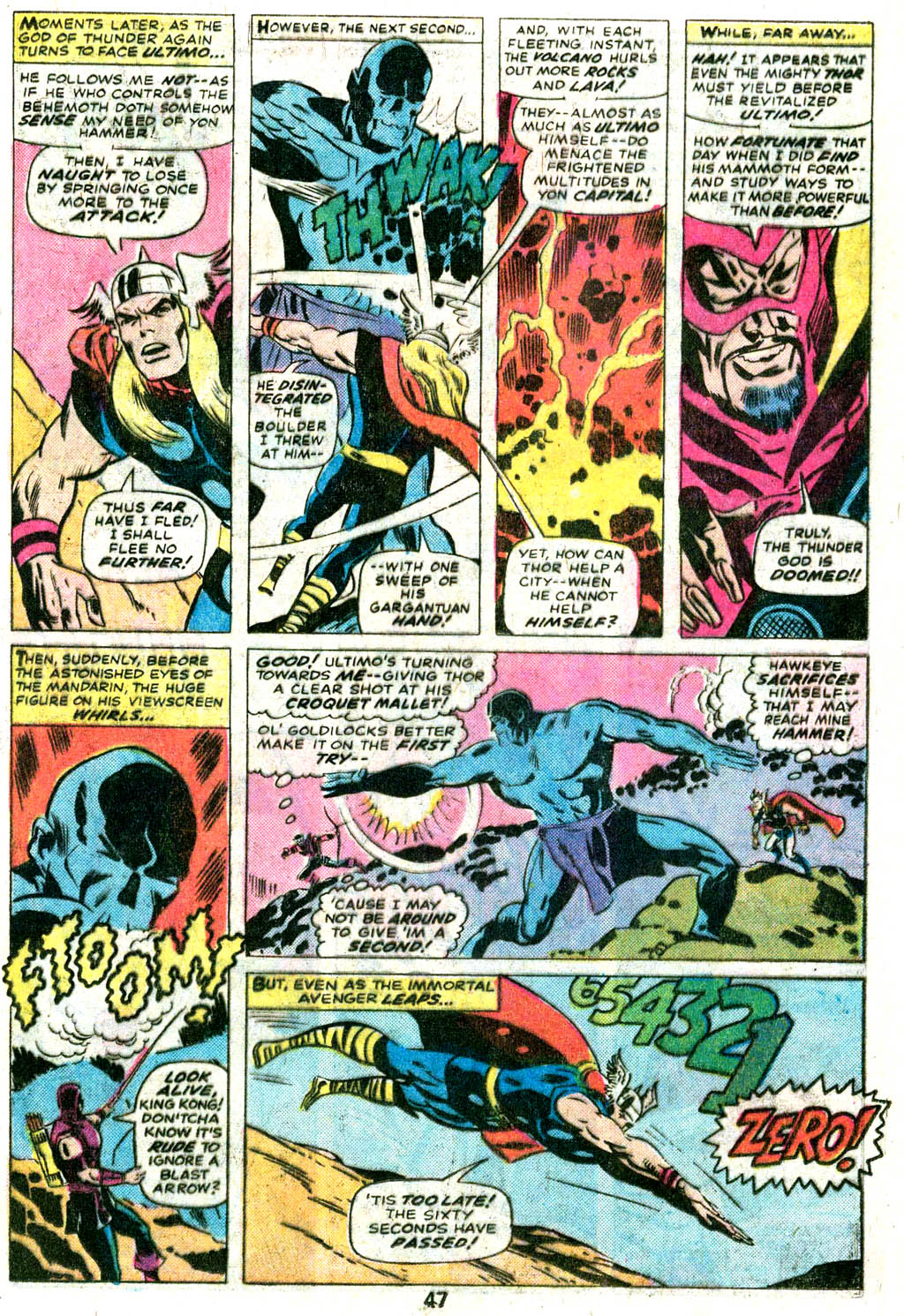 Giant-Size Avengers (1974) issue 5 - Page 38