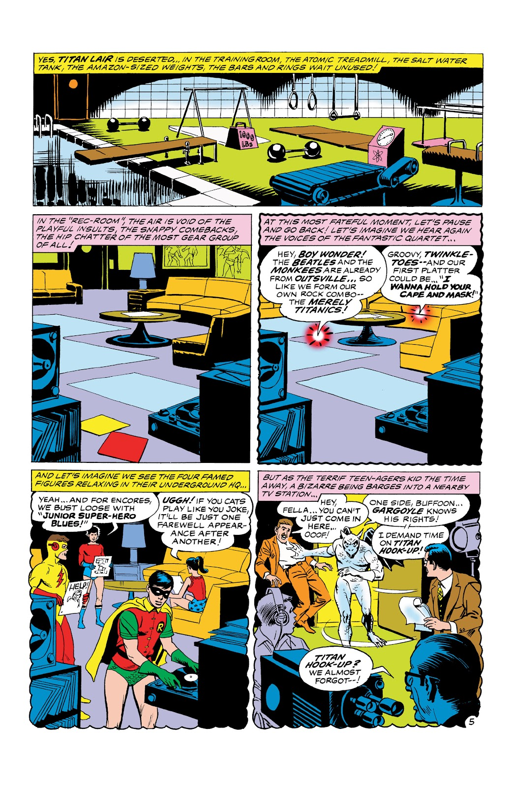 Teen Titans (1966) issue 14 - Page 6