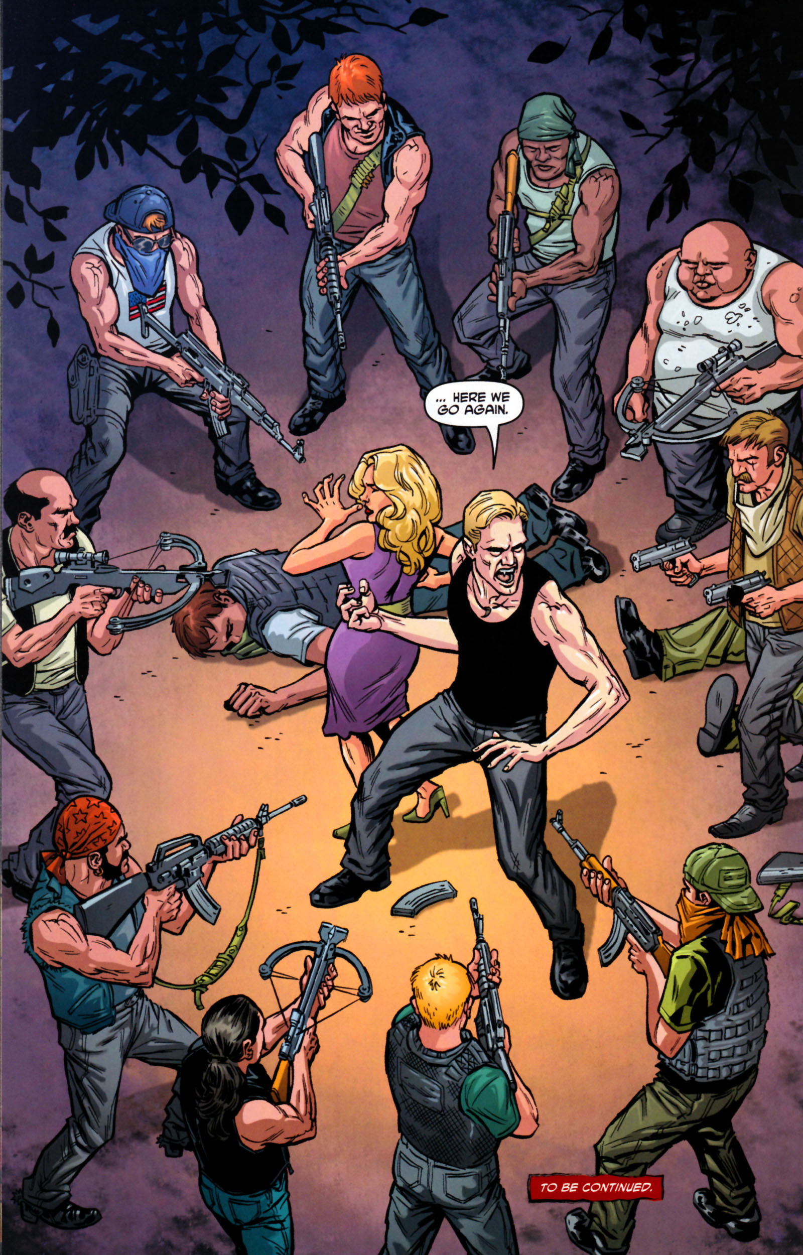 Read online True Blood: Tainted Love comic -  Issue #5 - 25