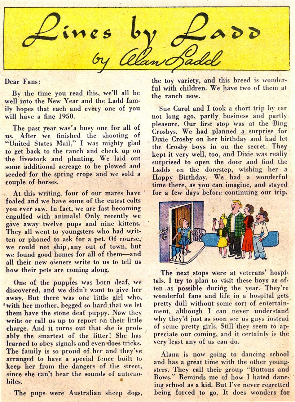 Adventures of Alan Ladd issue 4 - Page 35