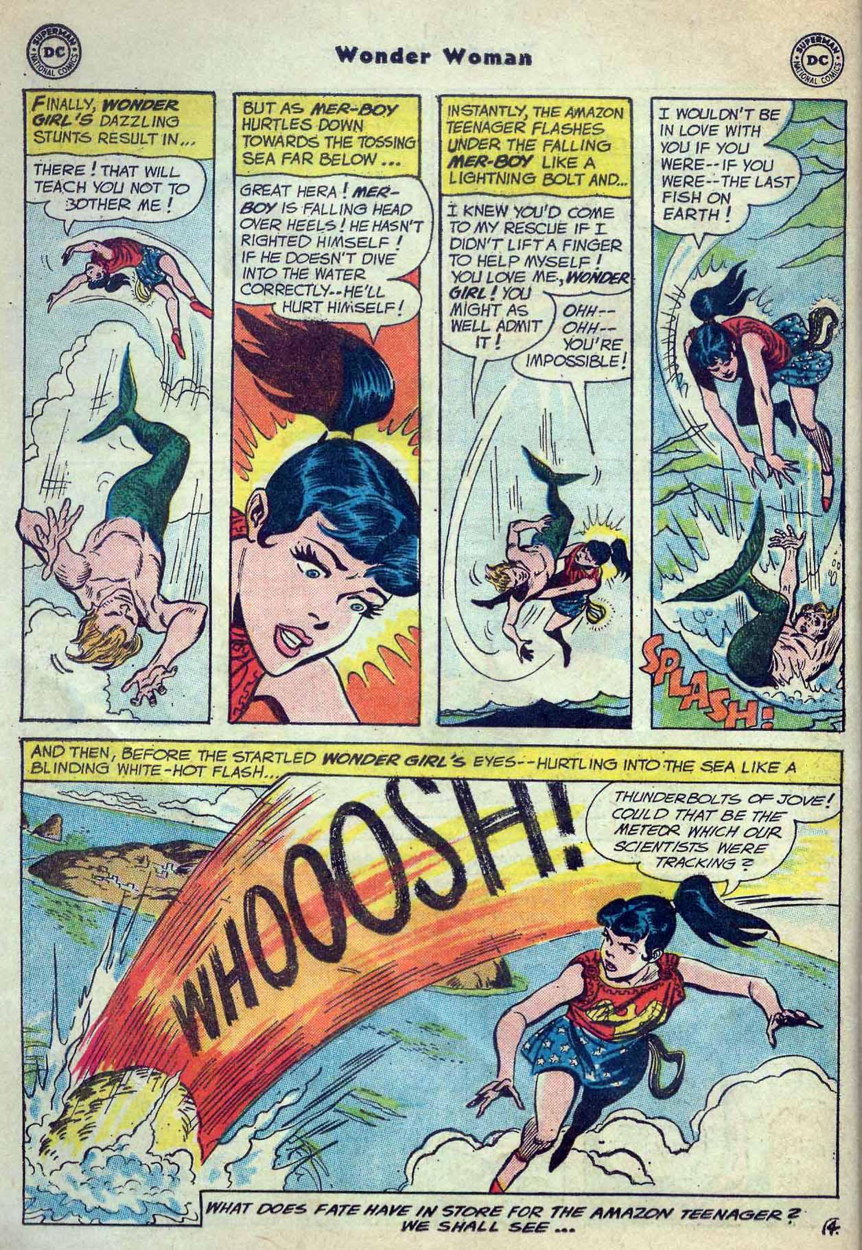 Read online Wonder Woman (1942) comic -  Issue #120 - 6