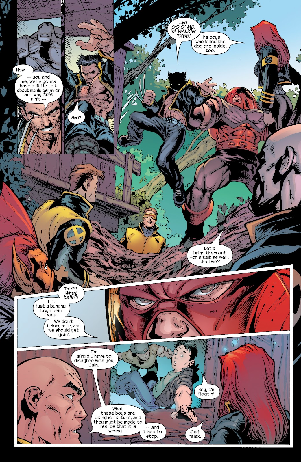 Read online X-Men: Unstoppable comic -  Issue # TPB (Part 2) - 84