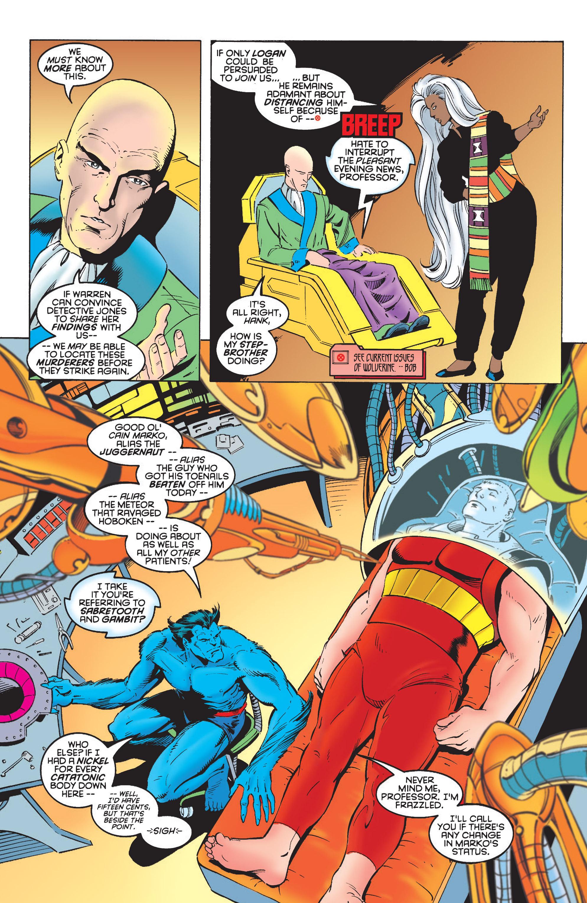 X-Men (1991) 42 Page 8