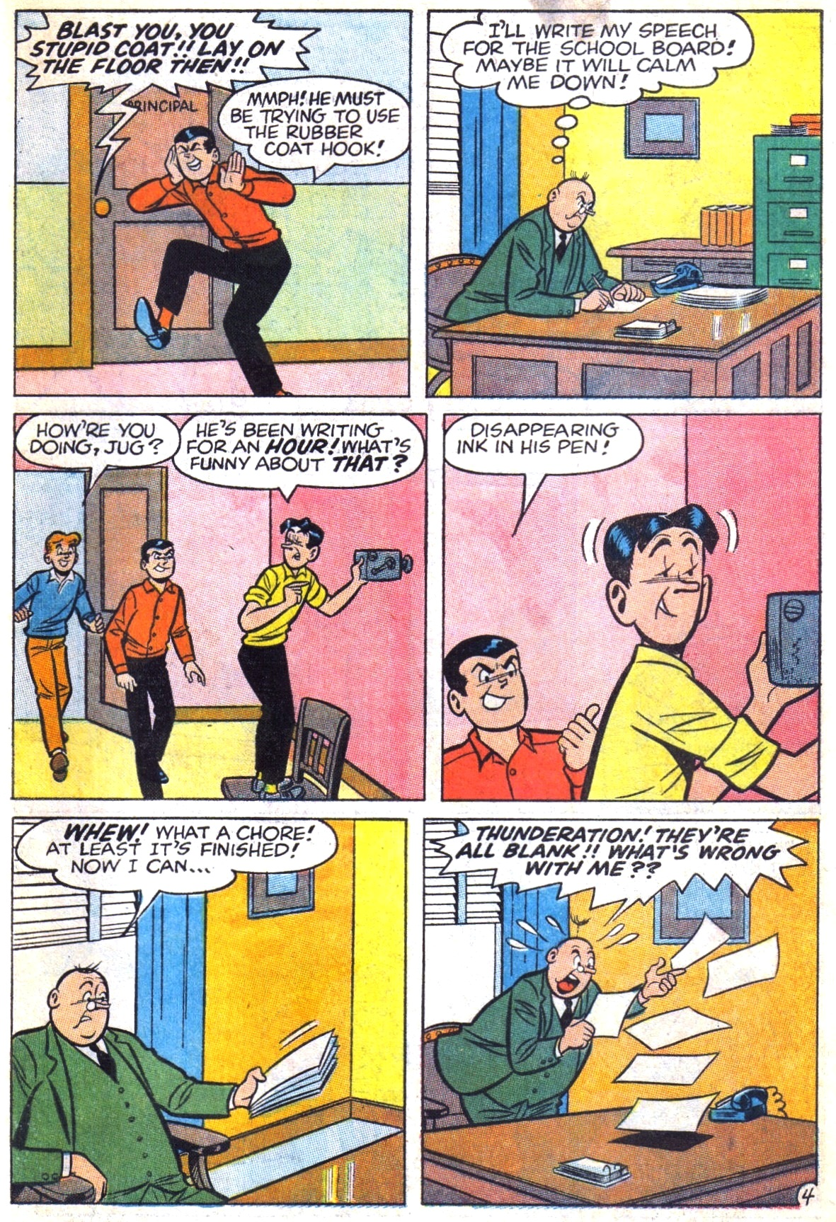 Read online Archie (1960) comic -  Issue #169 - 31