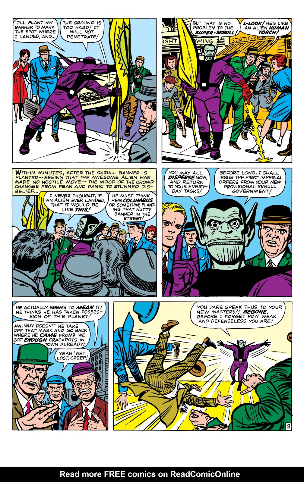 Read online Secret Invasion: Rise of the Skrulls comic -  Issue # TPB (Part 1) - 38