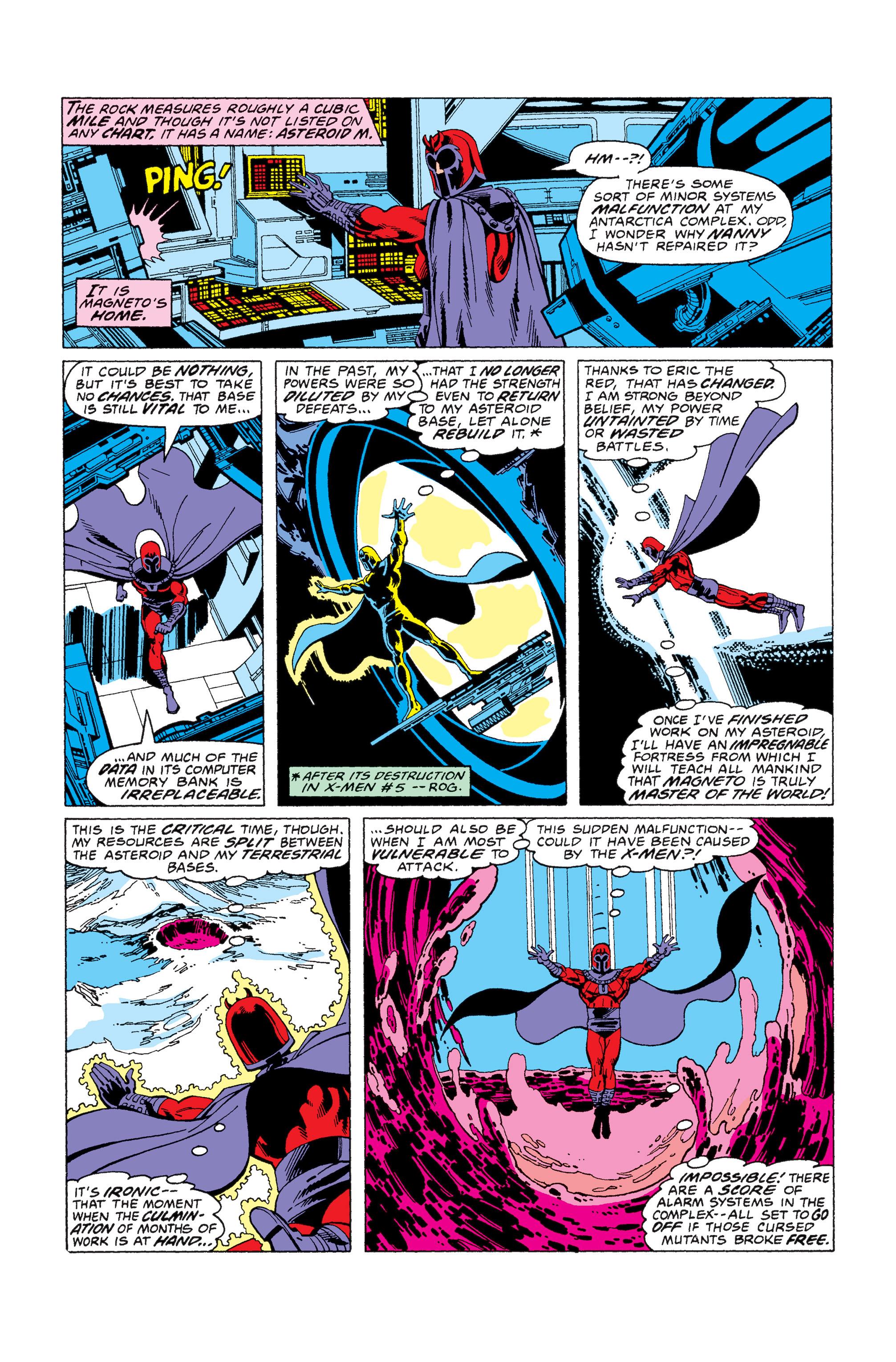Uncanny X-Men (1963) 113 Page 8