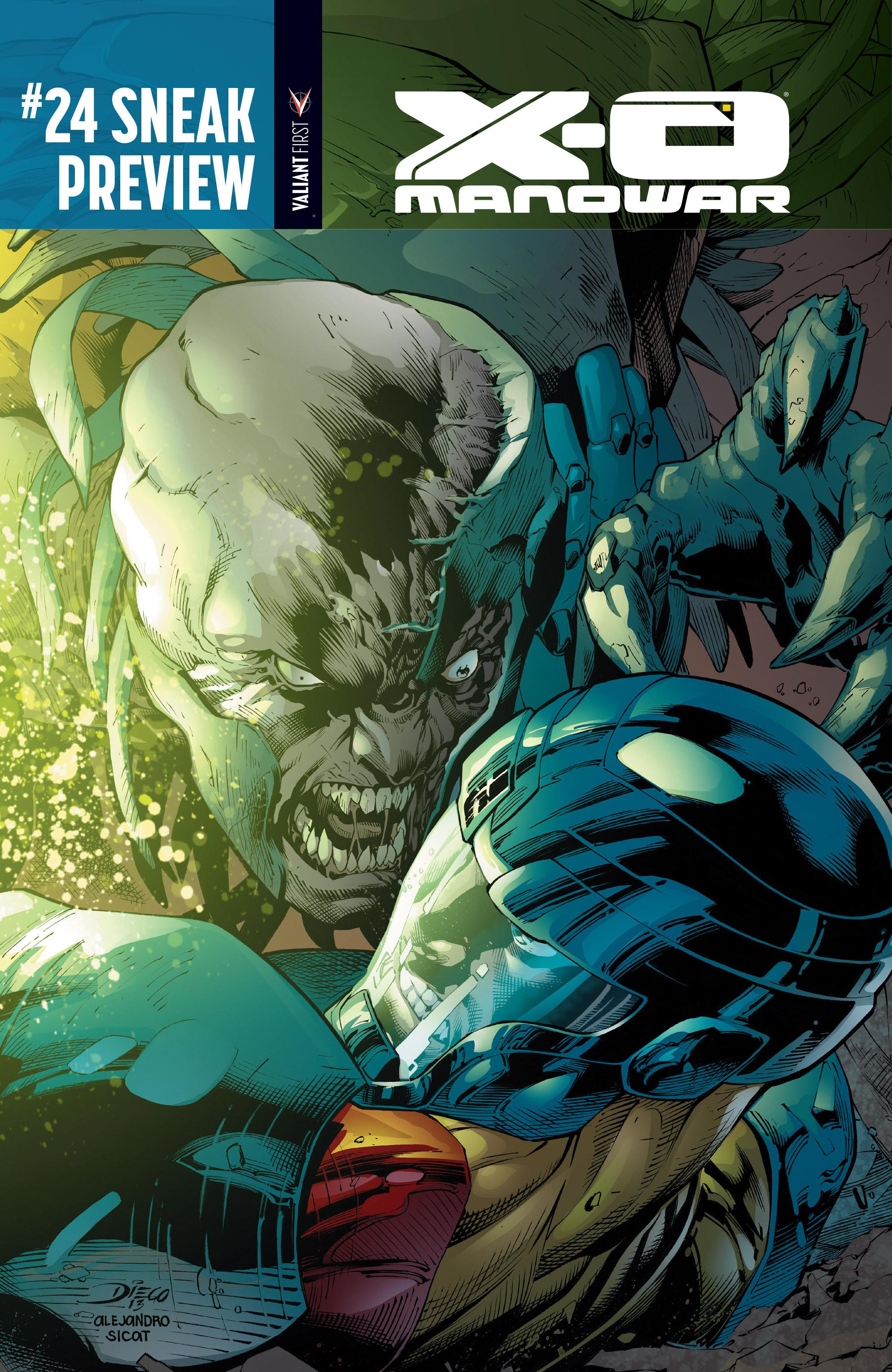 Read online Shadowman (2012) comic -  Issue #16 - 25