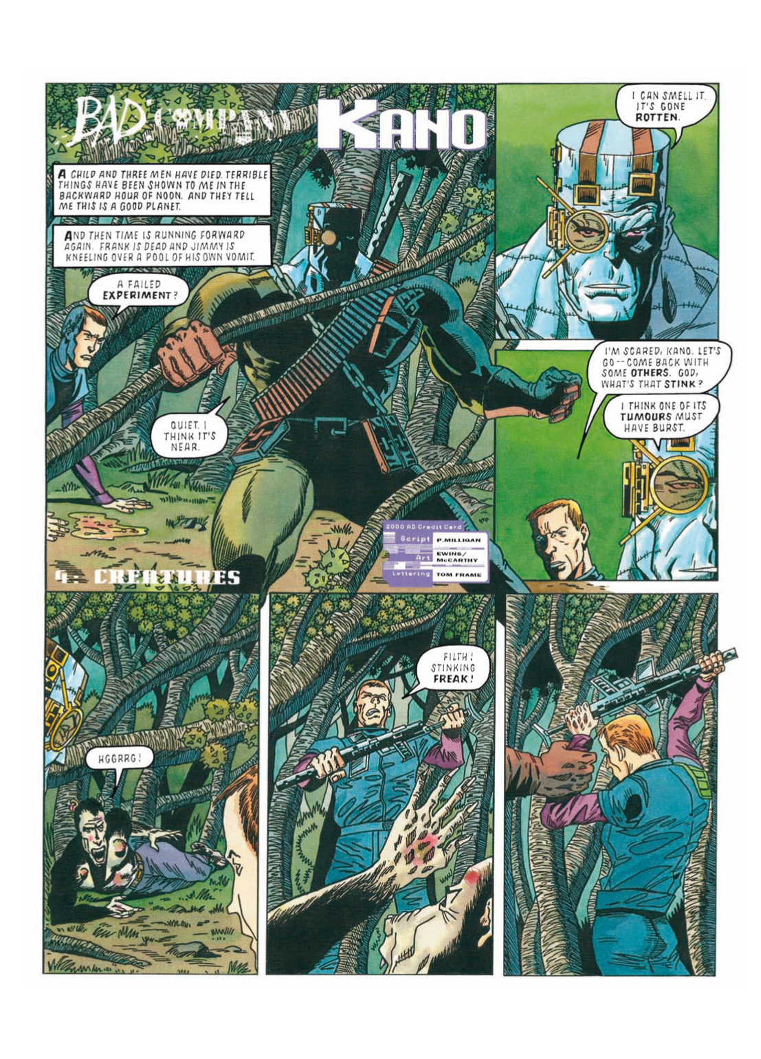 Read online The Complete Bad Company comic -  Issue # TPB - 281