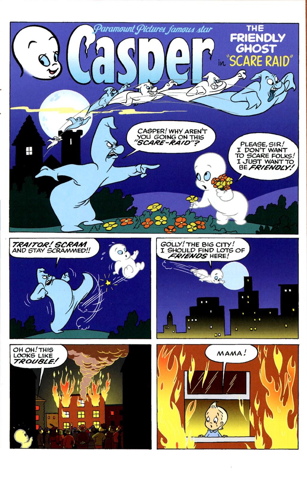 Read online Casper's Scare School comic -  Issue #1 - 23