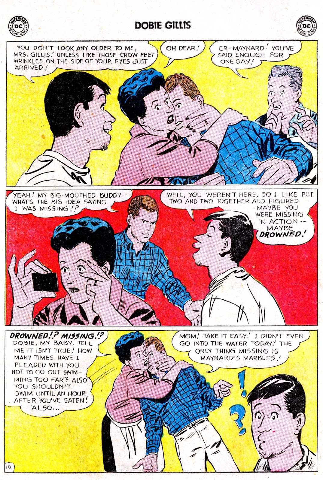 Many Loves of Dobie Gillis issue 21 - Page 14
