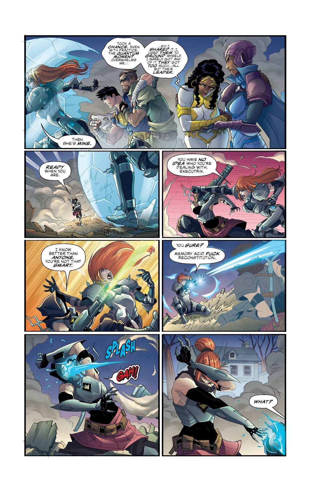 Commanders In Crisis issue 4 - Page 19