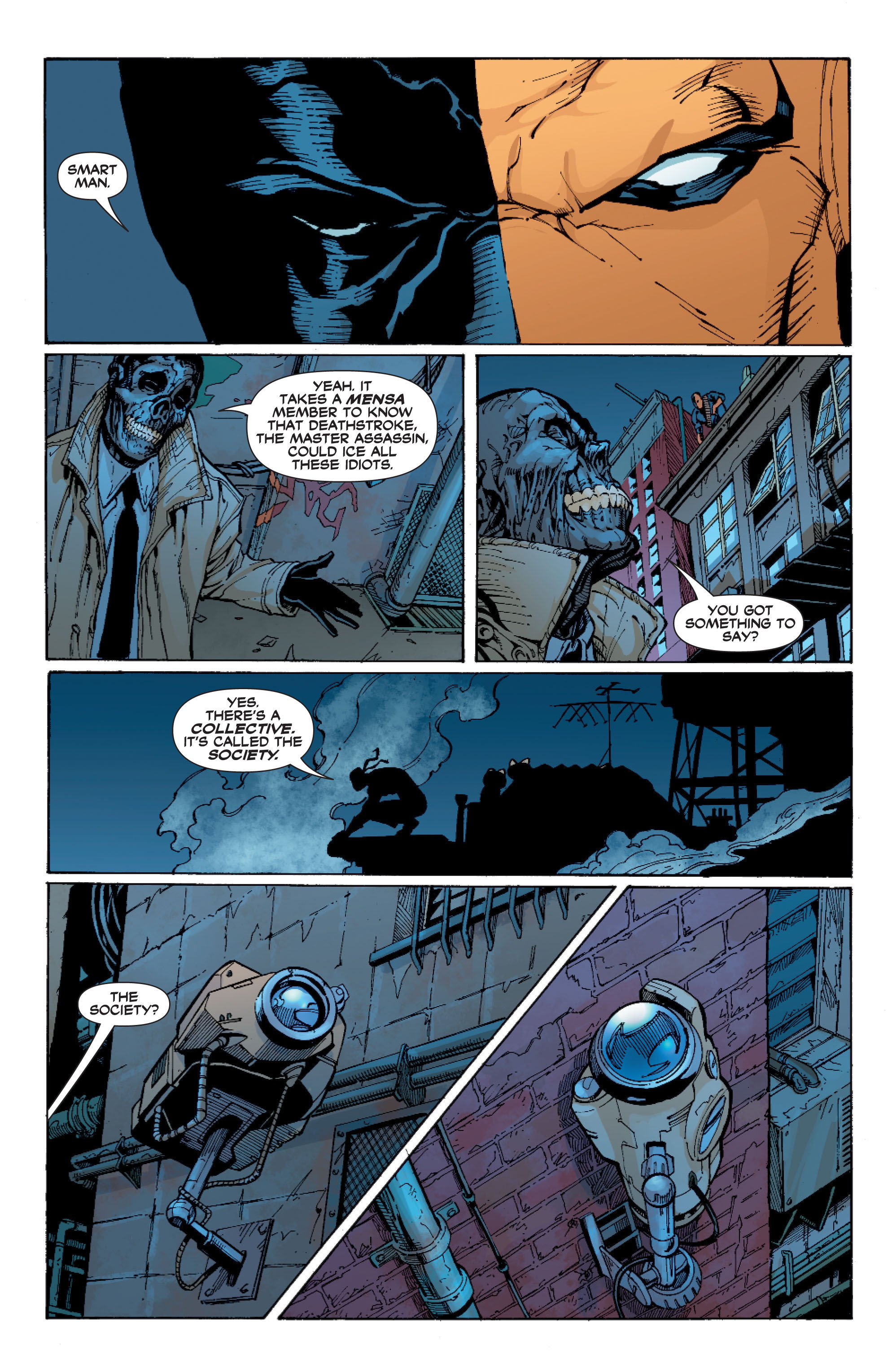Read online Batman: Under The Red Hood comic -  Issue # Full - 219