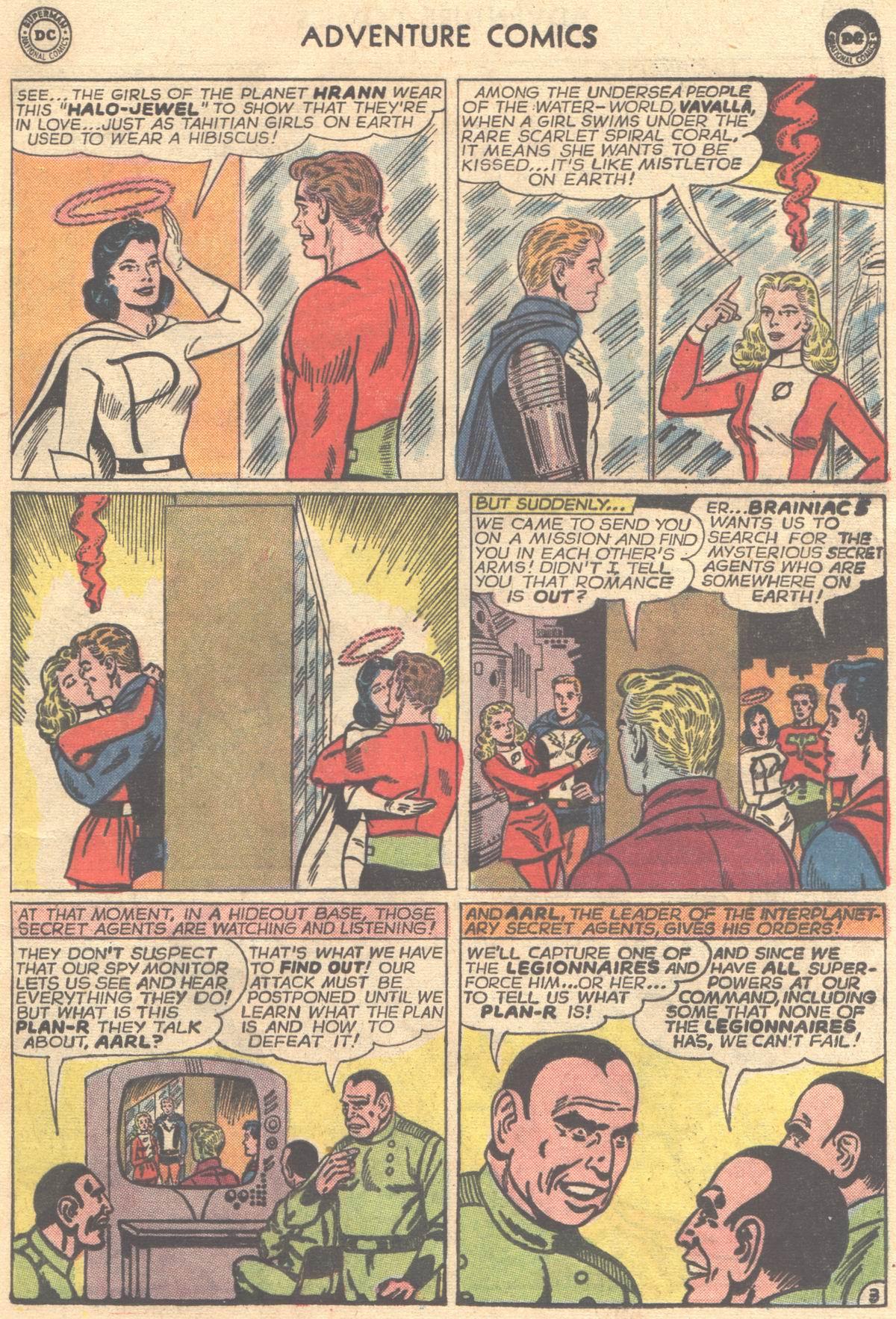 Read online Adventure Comics (1938) comic -  Issue #337 - 5