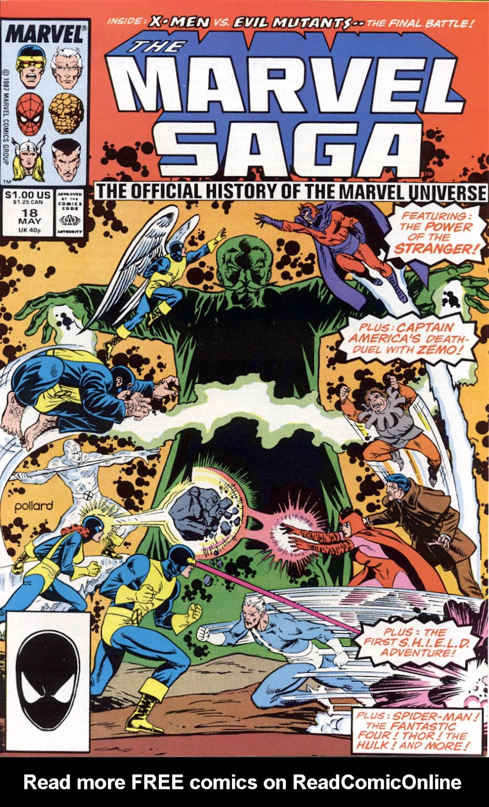 Marvel Saga: The Official History of the Marvel Universe issue 18 - Page 1