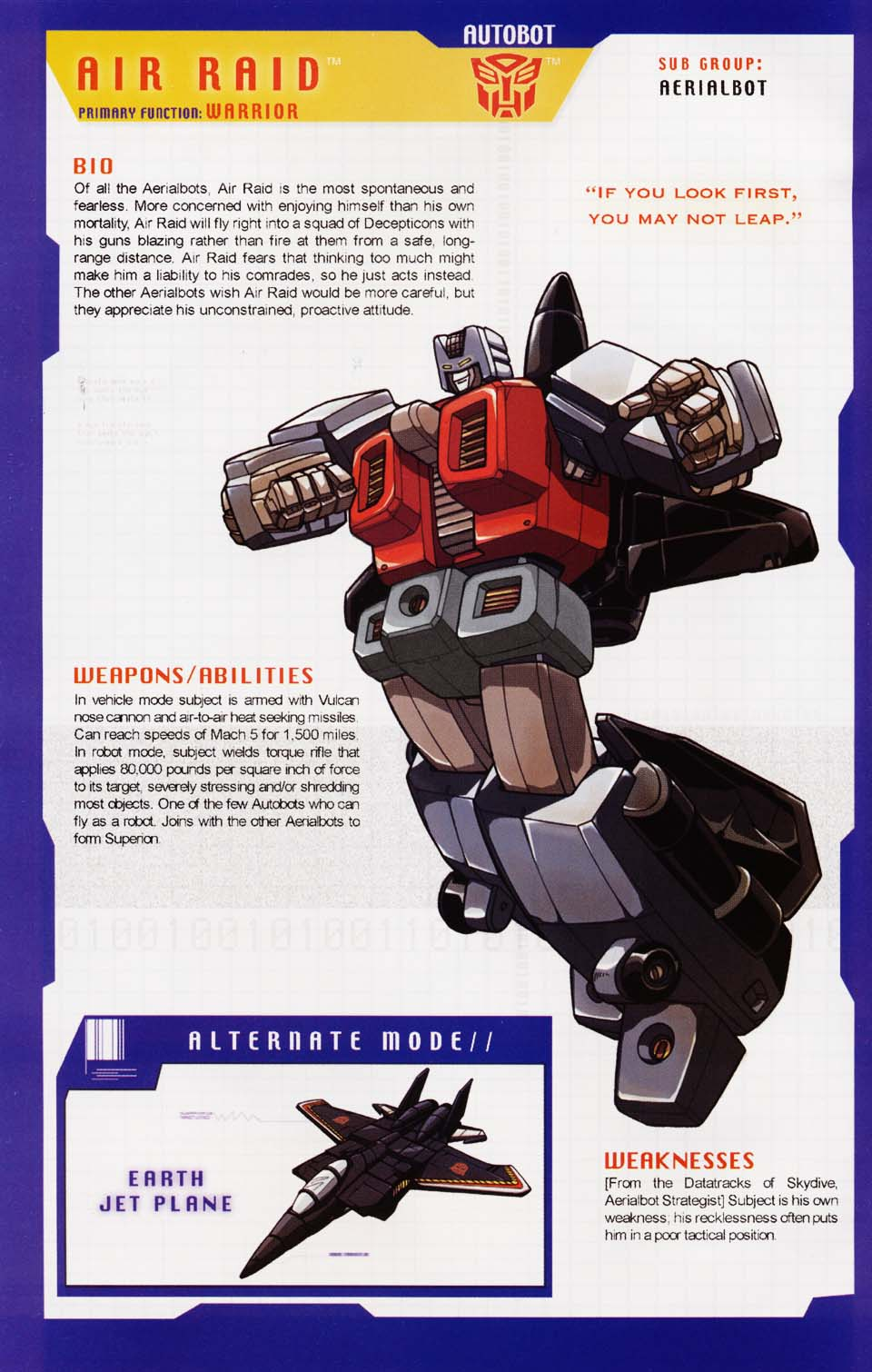 Read online Transformers: More than Meets the Eye comic -  Issue #1 - 4