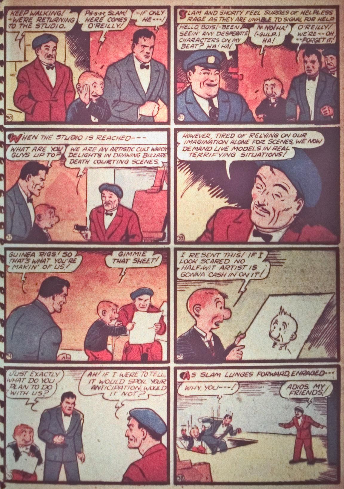 Read online Detective Comics (1937) comic -  Issue #26 - 7