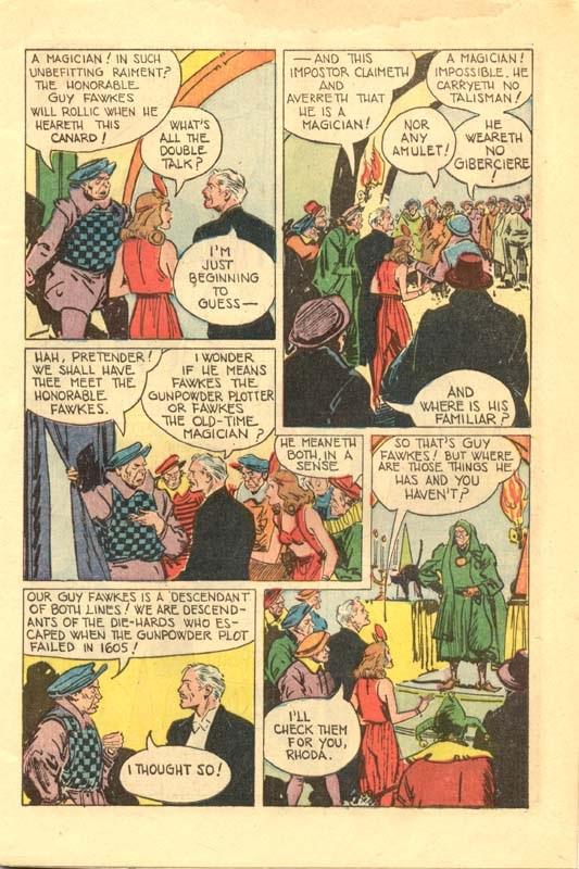 Super-Magician Comics issue 31 - Page 9