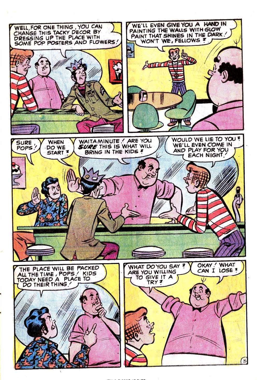 Read online Archie (1960) comic -  Issue #215 - 5