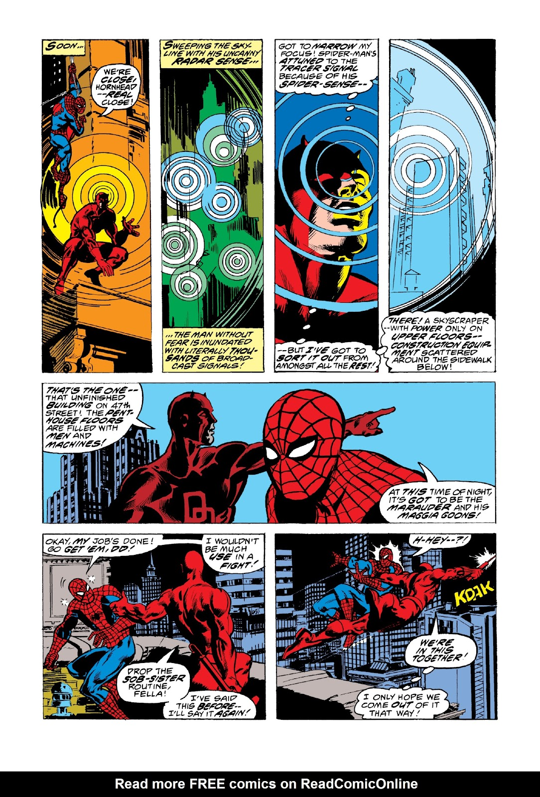 Read online Marvel Masterworks: The Spectacular Spider-Man comic -  Issue # TPB 2 (Part 3) - 21