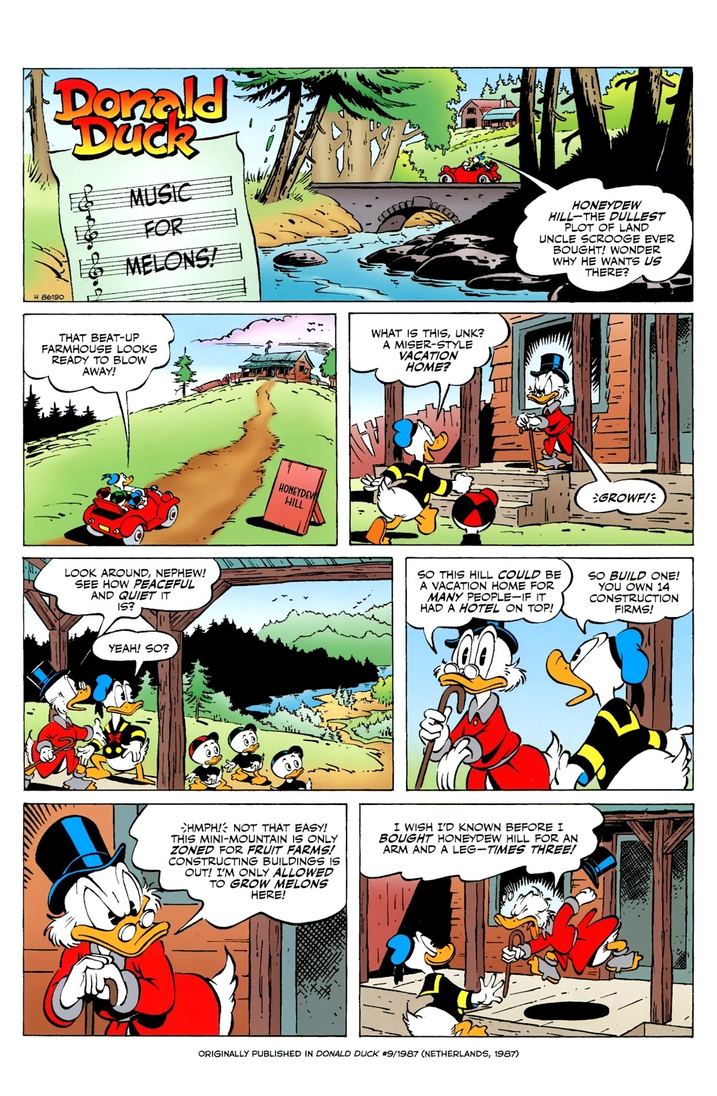 Walt Disney's Comics and Stories issue 730 - Page 3