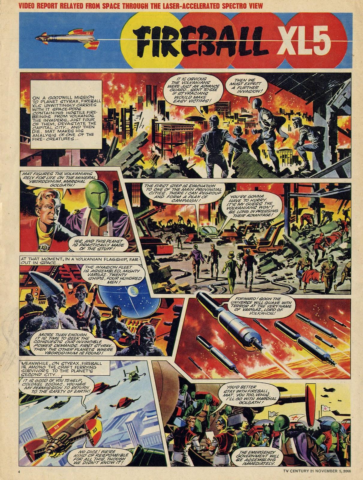 TV Century 21 (TV 21) issue 94 - Page 4