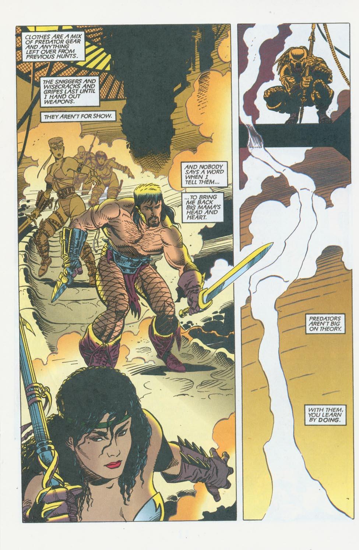 Read online Aliens/Predator: The Deadliest of the Species comic -  Issue #10 - 8