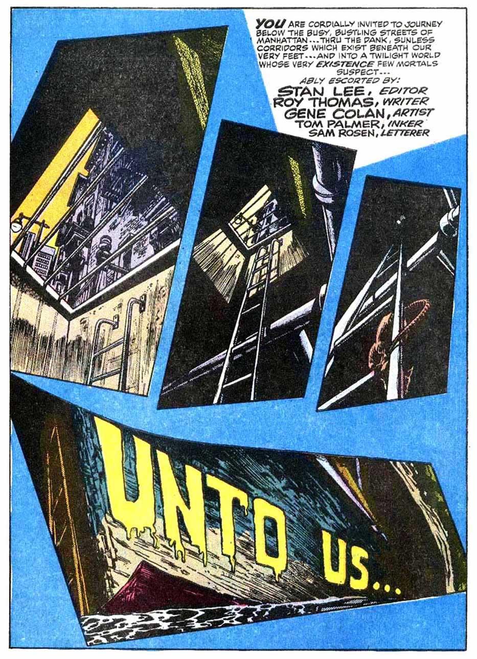 Doctor Strange (1968) 175 Page 2