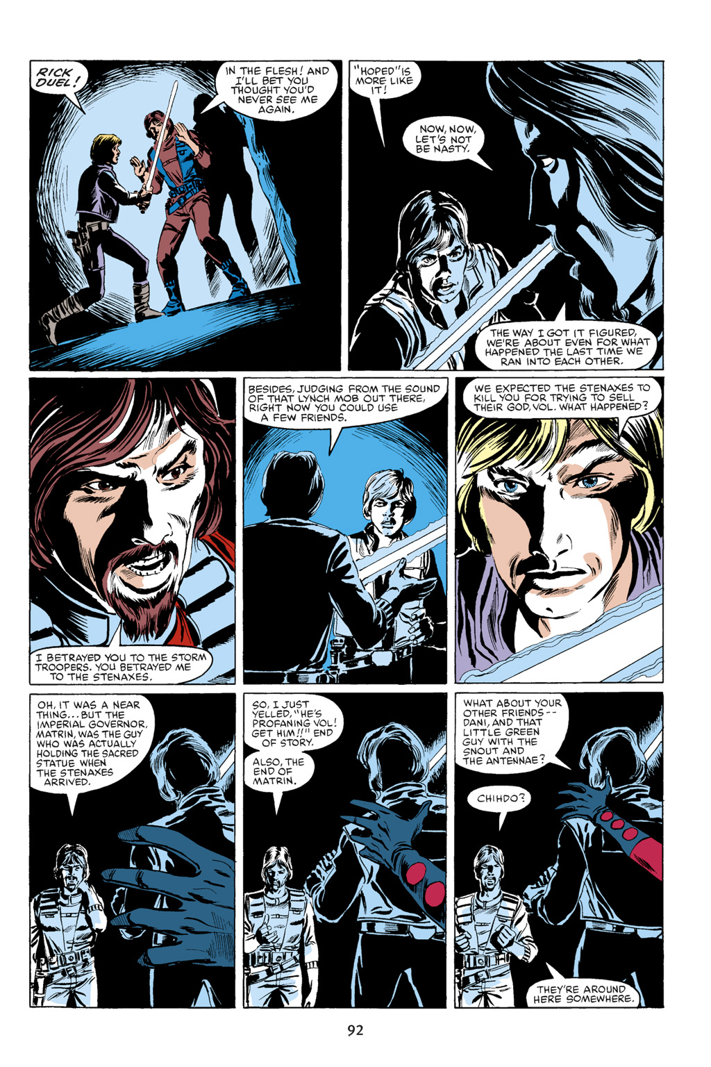 Read online Star Wars Omnibus comic -  Issue # Vol. 18 - 84