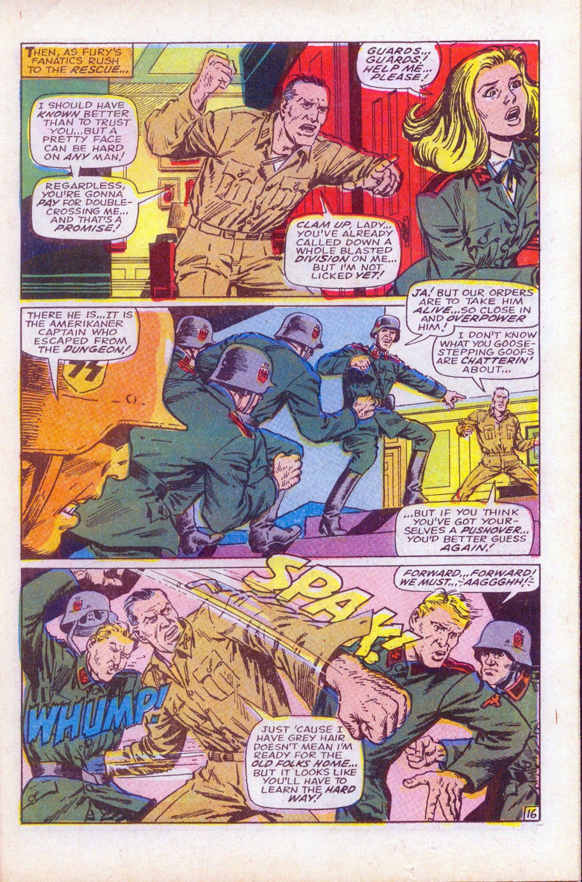 Read online Sgt. Fury comic -  Issue #61 - 23