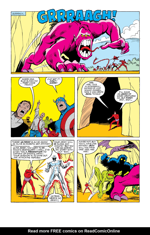 Read online Secret Wars (1985) comic -  Issue #12 - 23