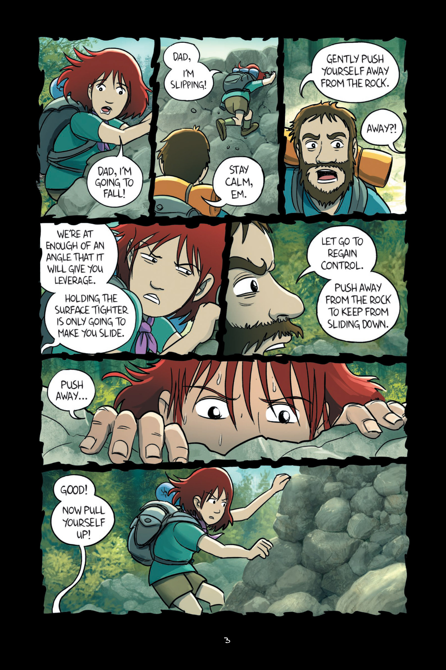 Read online Amulet comic -  Issue #7 - 7