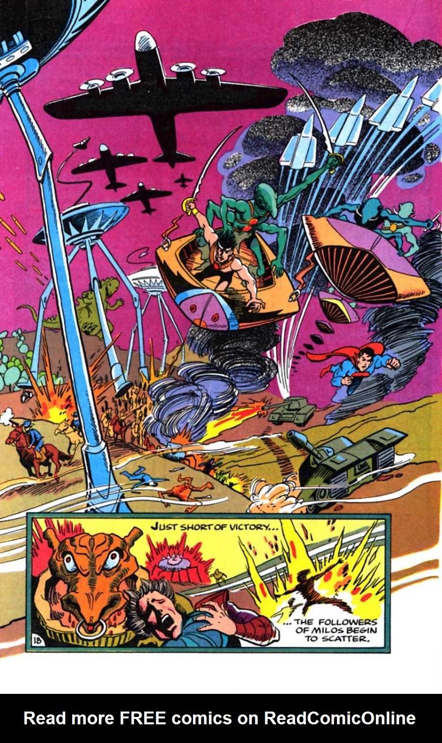 Read online Mars comic -  Issue #9 - 20