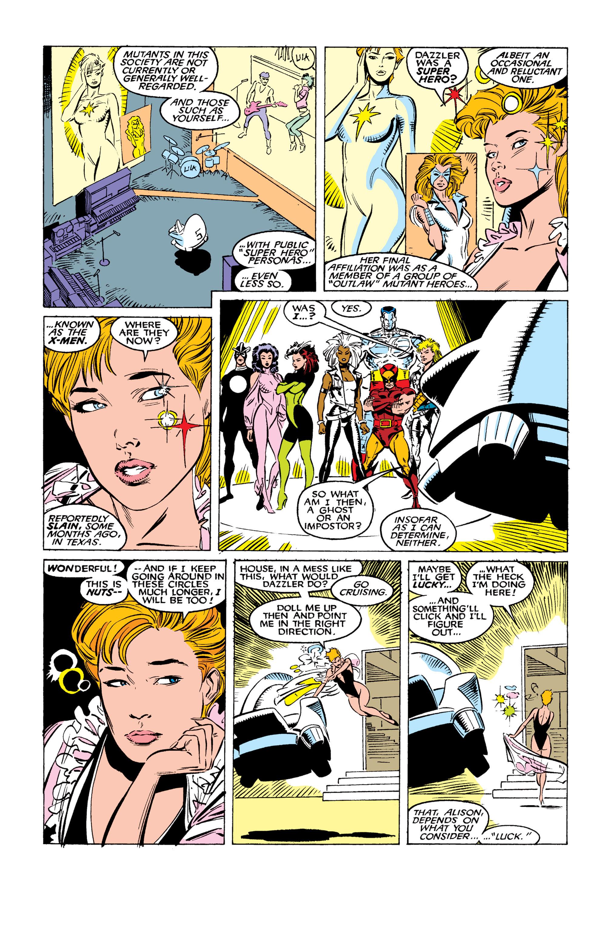 Read online Uncanny X-Men (1963) comic -  Issue #259 - 15