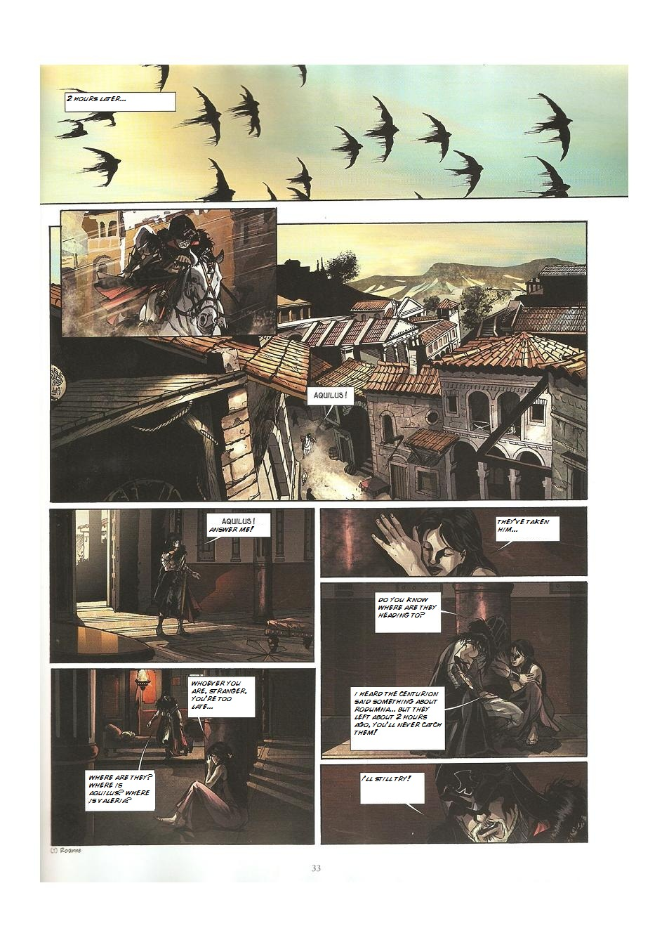 Read online Assassin's Creed (2009) comic -  Issue #3 - 33