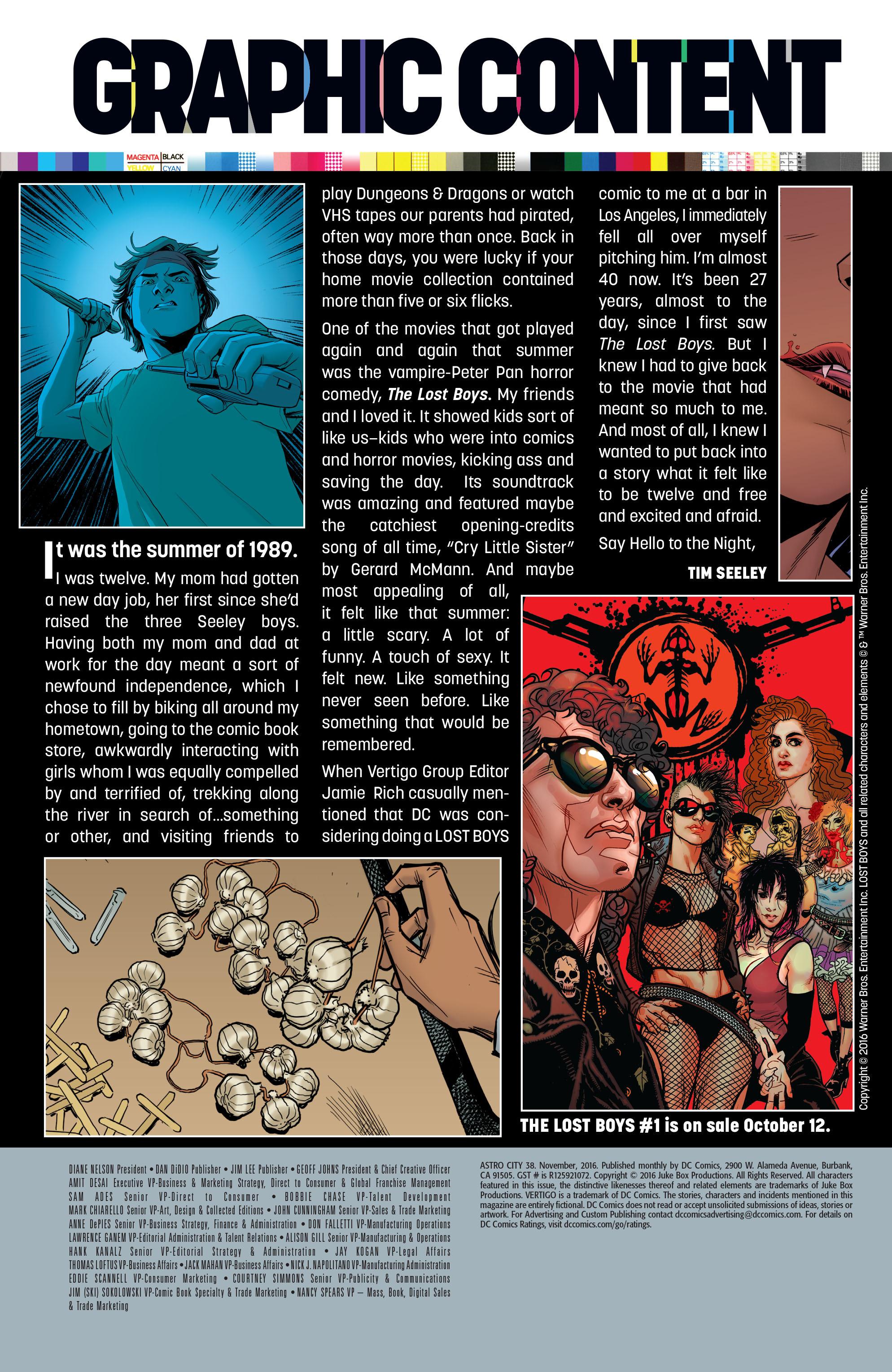 Read online Astro City comic -  Issue #38 - 28