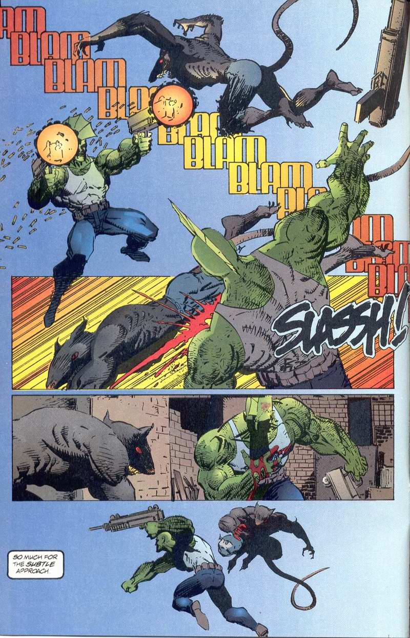 The Savage Dragon (1993) Issue #1 #3 - English 4