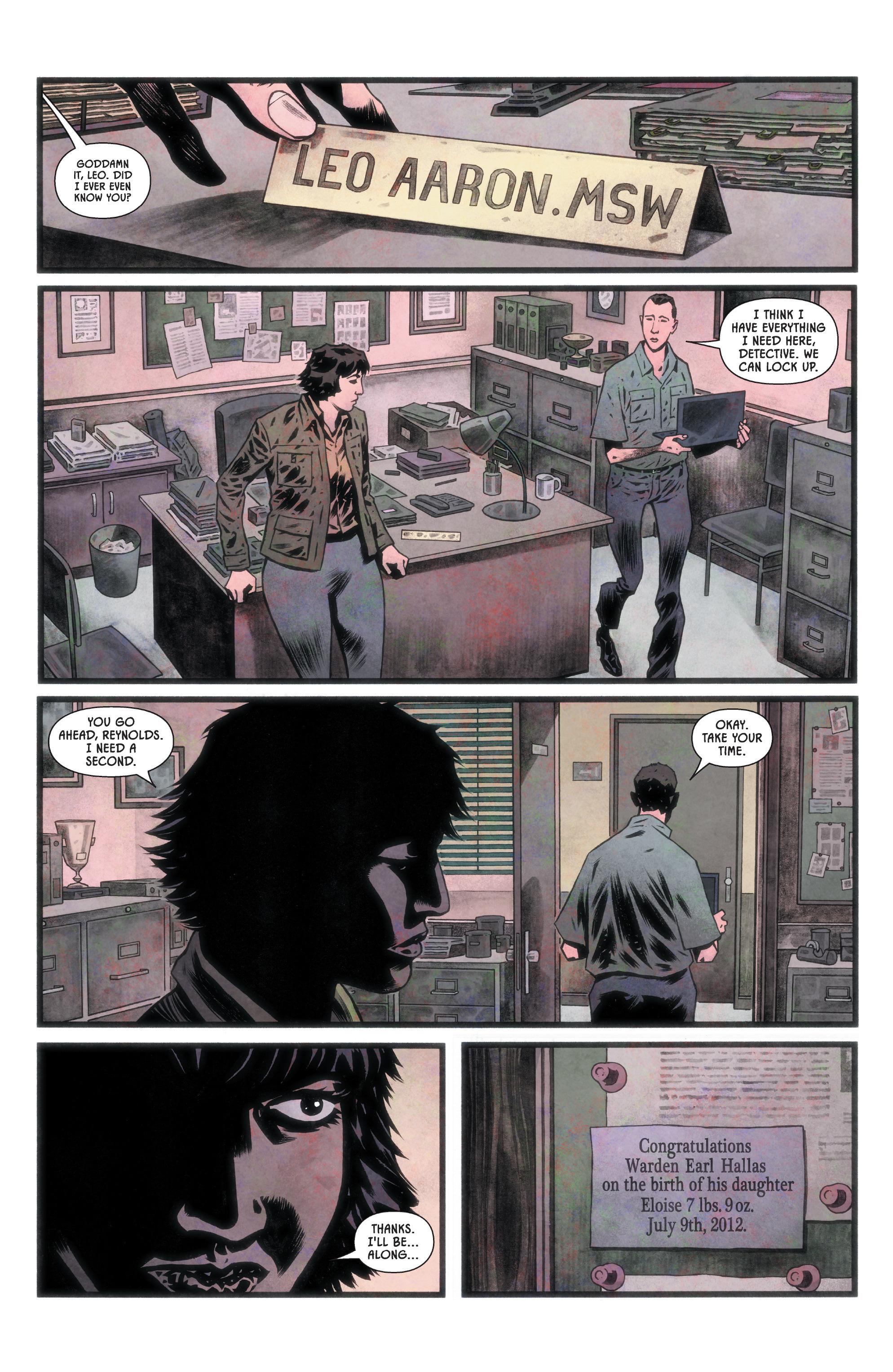 Read online Dead Inside comic -  Issue #5 - 6
