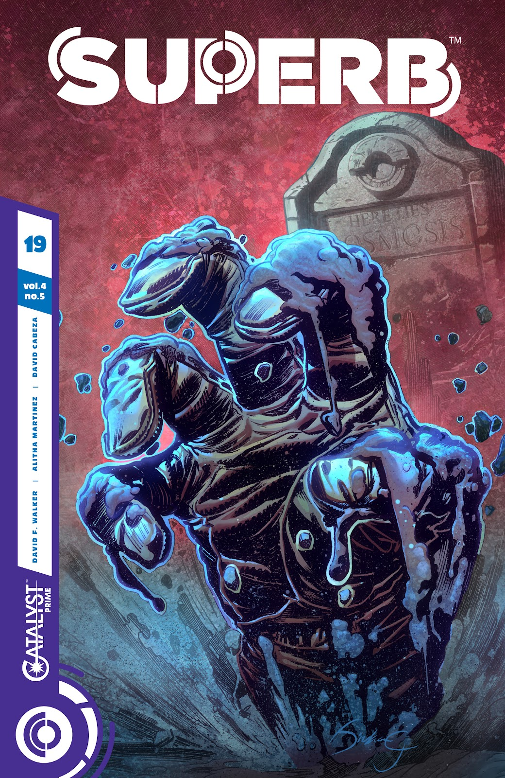 Read online Superb comic -  Issue #19 - 1