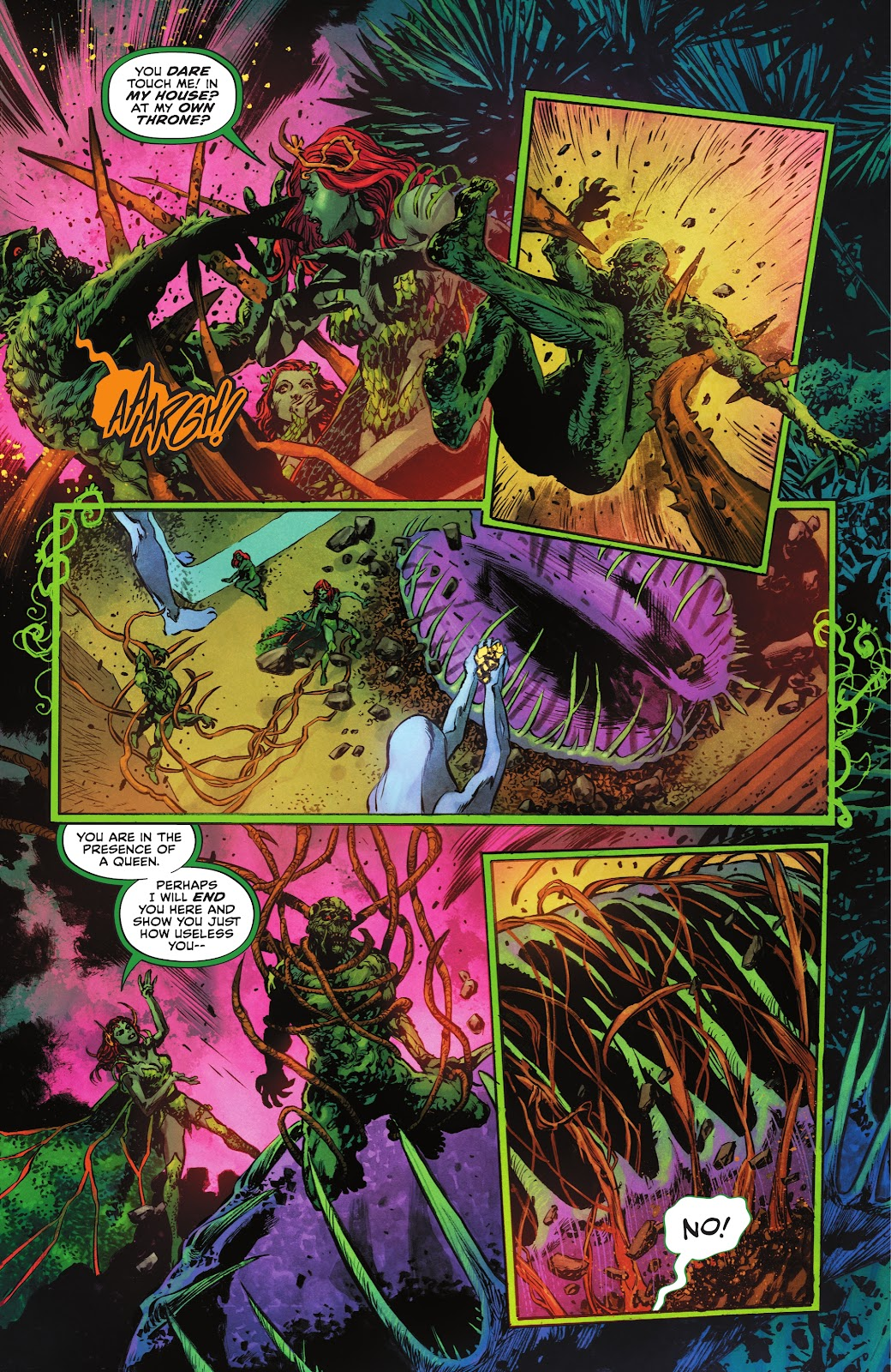 The Swamp Thing issue 3 - Page 16