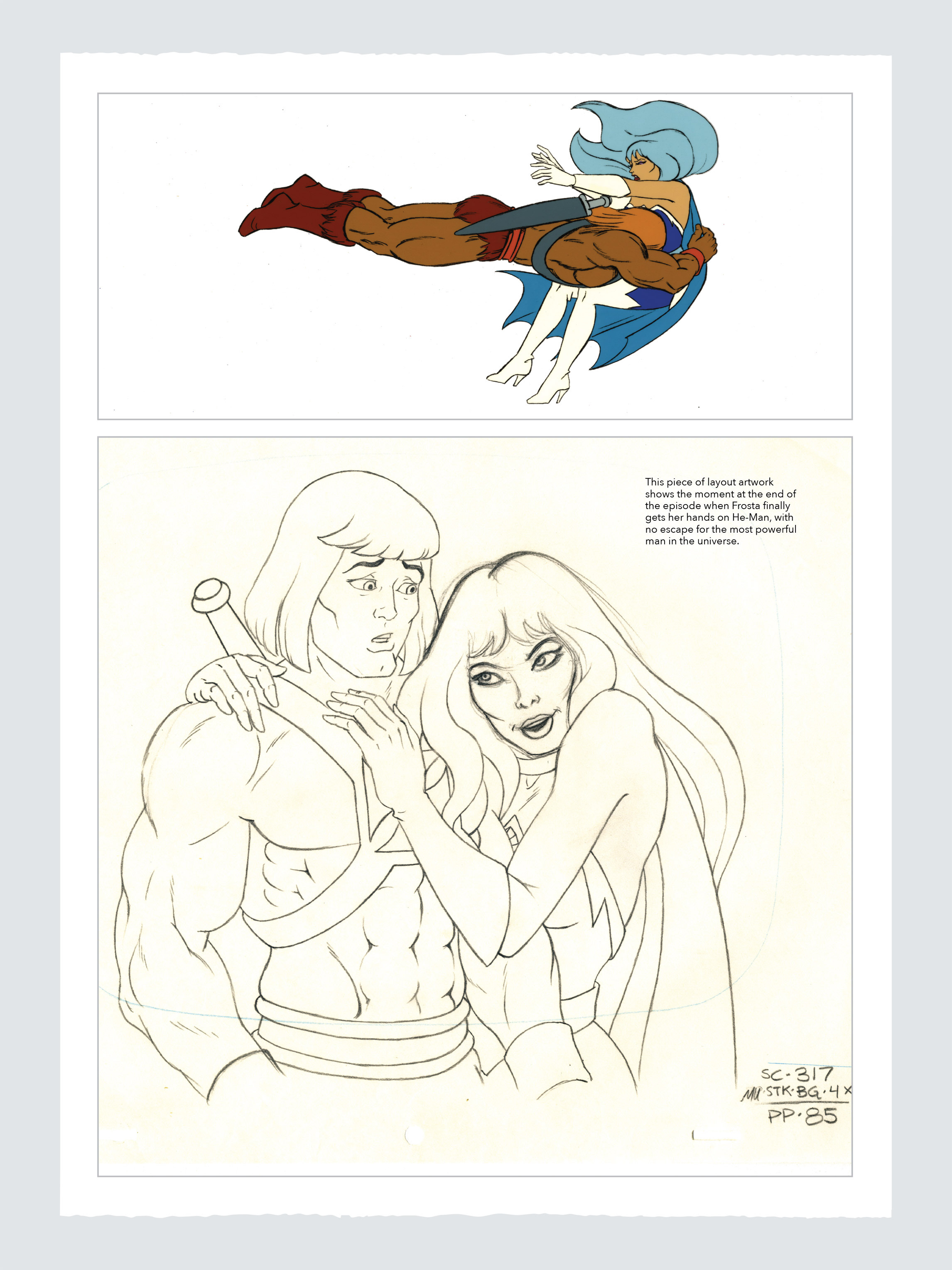 Read online He-Man and She-Ra: A Complete Guide to the Classic Animated Adventures comic -  Issue # TPB (Part 3) - 151