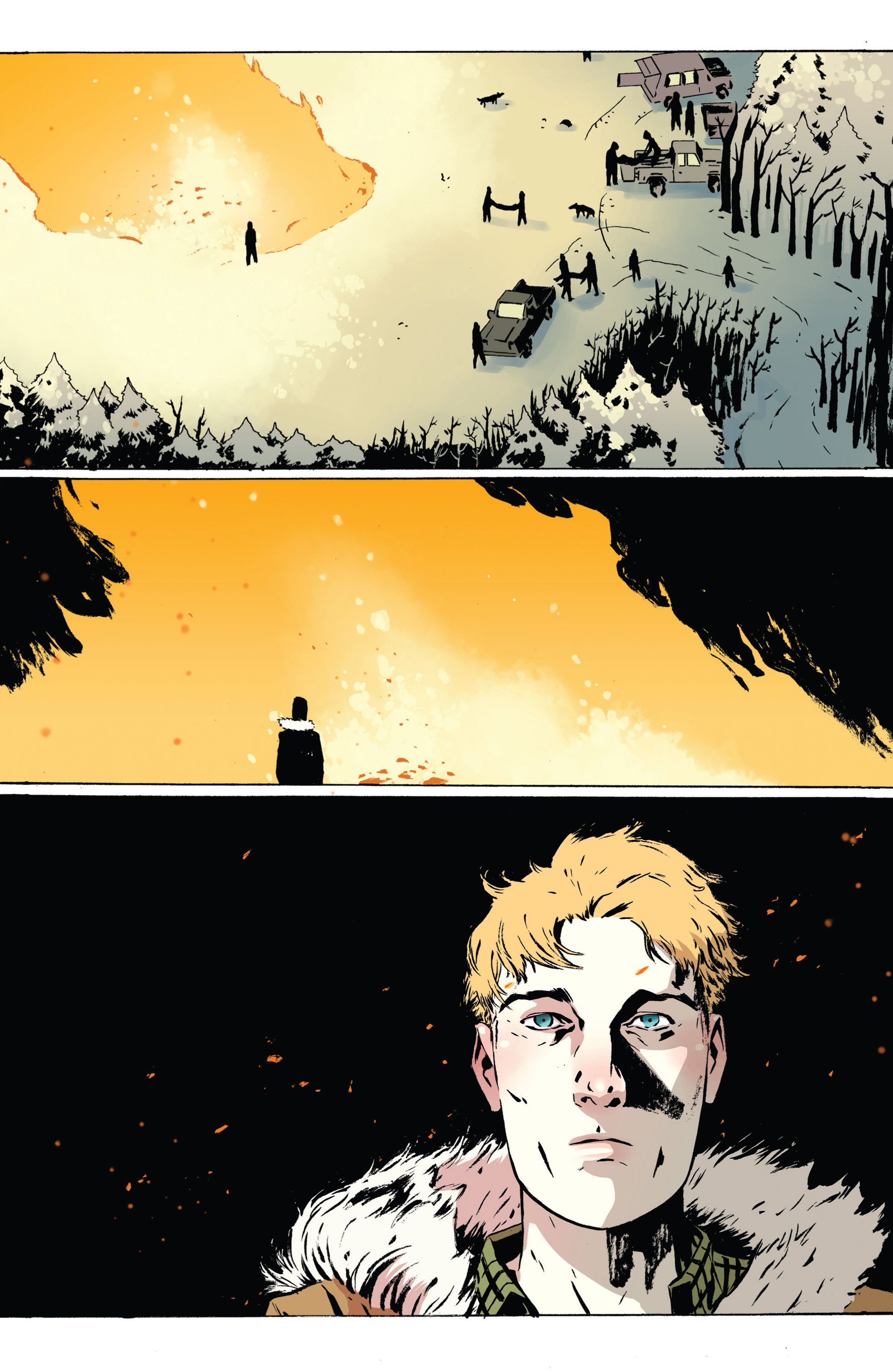 Read online Sheltered comic -  Issue #2 - 9