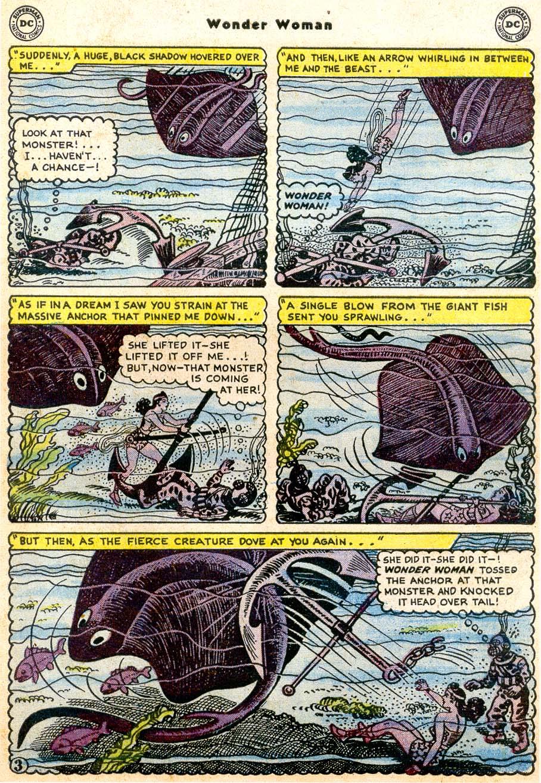 Read online Wonder Woman (1942) comic -  Issue #91 - 29
