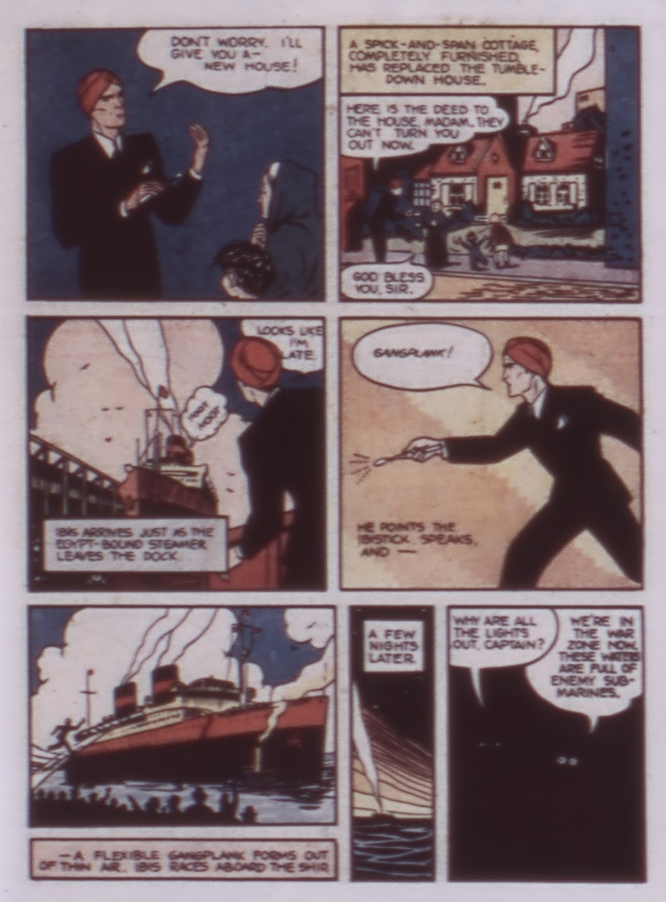 Read online WHIZ Comics comic -  Issue #1 - 19