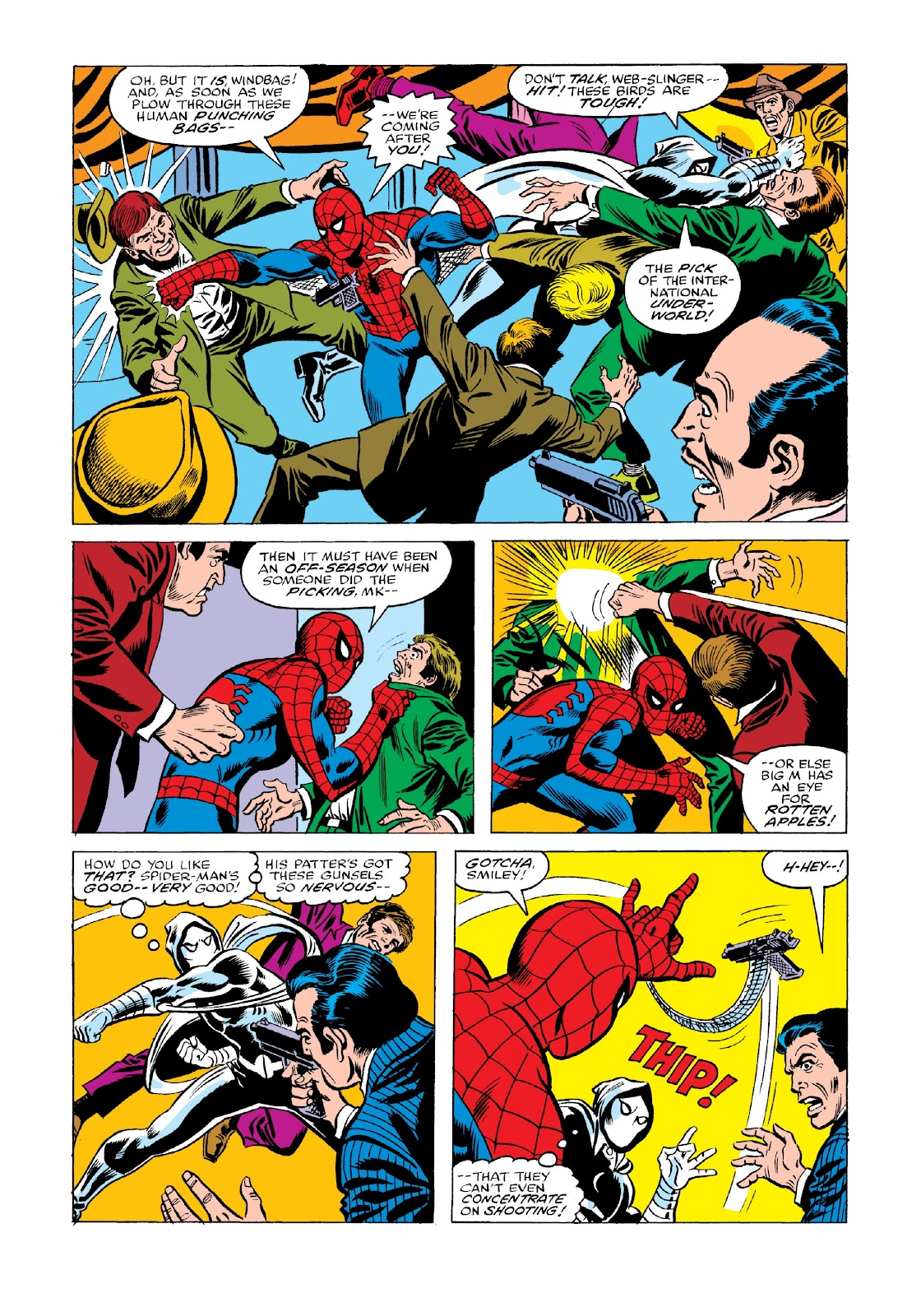 Read online Marvel Masterworks: The Spectacular Spider-Man comic -  Issue # TPB 2 (Part 2) - 49