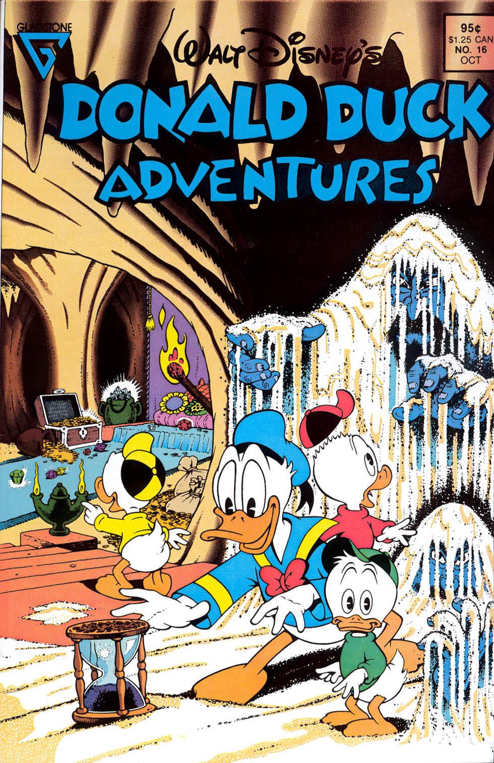 Walt Disney's Donald Duck Adventures (1987) issue 16 - Page 1
